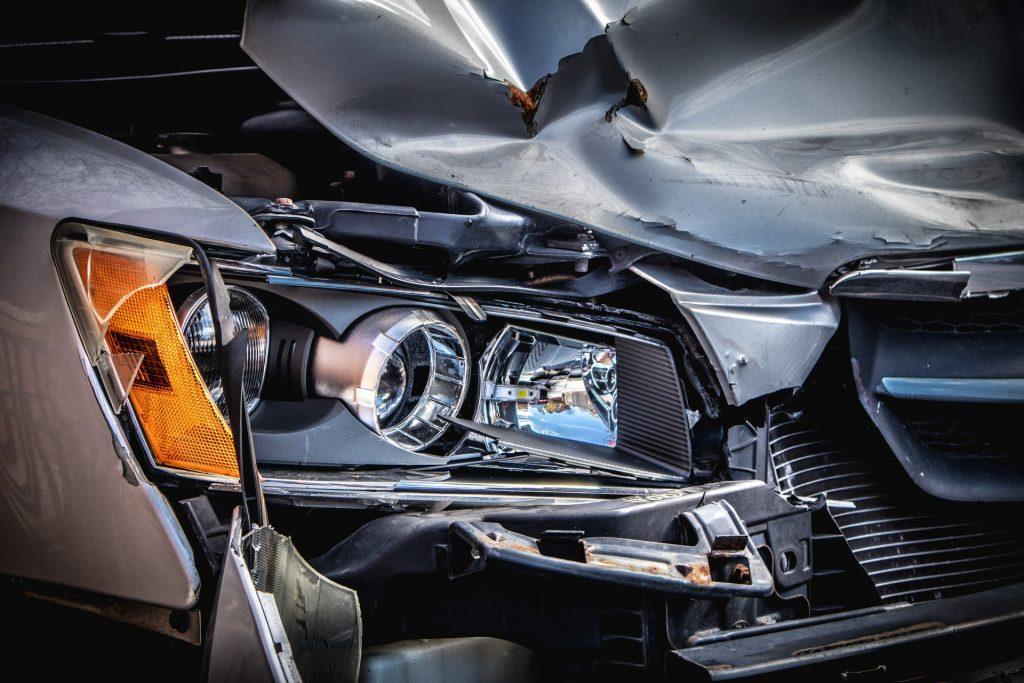 Privatgutachten - Unfallfahrzeug